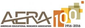 AERA centennial_logo