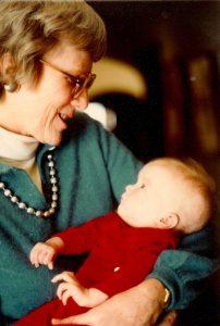Priscilla Penfield Chester in 1979