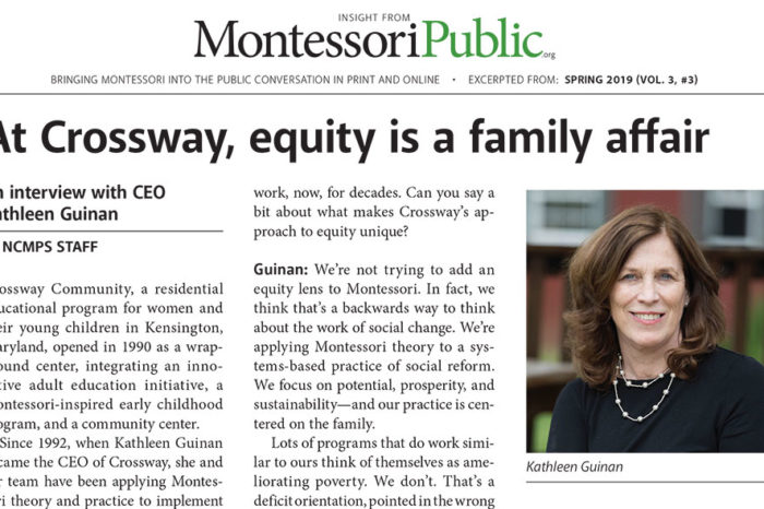 At Crossway, equity is a family affair