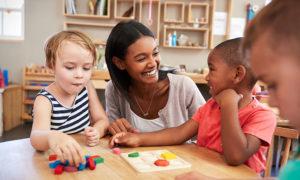 Advancing equity in public Montessori