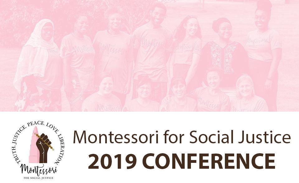 Montessori for Social Justice 2019 in Portland