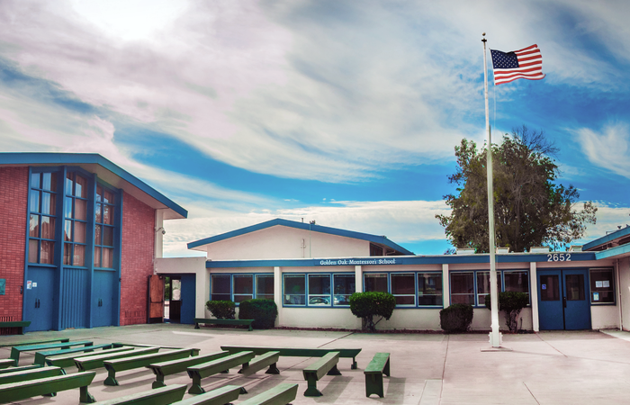 Ground Control to Golden Oak: Montessori School Dials Up The Space Station