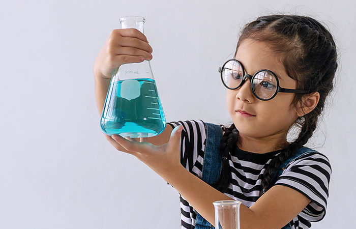 Safer Science in Montessori Elementary