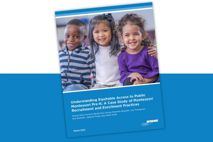 New public Montessori landscape report
